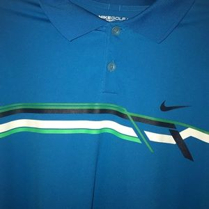 Nike Golf Performance Dr-Fit Shirt